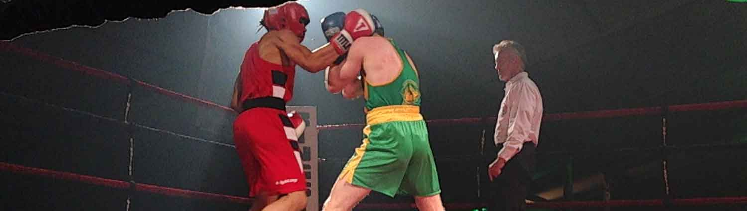 USA Boxing Oregon Events