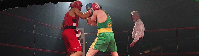USA Boxing Oregon Events